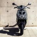 Скутер Yamaha Aerox 4 2019 - компактен профил и олекотена рама в стил Supersport