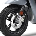 Скутер Yamaha YN50FU NEOS 4 2019 - спирачен апарат с опция за UBS спирачна система