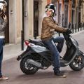 Скутер Yamaha YN50FU NEOS 4 2019 - комфортен и за двама