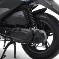 Скутер Yamaha YN50FU NEOS 4 2019 - 4-тактов, 50-кубиков двигател с водно охлаждане и EU4 сертификат