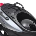 Скутер Yamaha YN50FU NEOS 4 2019 - багажното отделение под седалката ще ви изненада