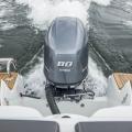 Двигател Yamaha F80D - с непобедими характеристики в класа си
