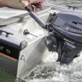 Двигател Yamaha F25GMHS - мощност, икономичност, несравнимо лесен студен старт, по-плавна, екологична и тиха работа с ниски вибрации