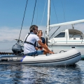 Надуваеми лодки YAMAHA YAM 240 Sport Tender