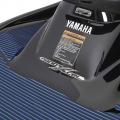 Джет YAMAHA VX Deluxe 2019 - супер лек и надежден корпус от NanoXcel и достатъчно широка платформа със специално покритие