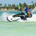 Джет Yamaha SuperJet - състезанията и спортната злоба са в гените му