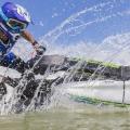 Джет Yamaha SuperJet - дълбокото гмуркане и острите завои са запазената му марка