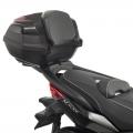 Комбинация с облегалка Yamaha. Облегалката се закупува отделно!