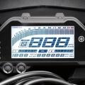 Мотоциклет Yamaha YZF R320 2019 - мултифункционално LCD табло с отлична видимост