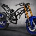 Мотоциклет Yamaha YZF R320 2019 - елегантно и леко спортно шаси