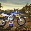 Мотоциклет Yamaha YZ450F 2019 - най-инстинктивното управление в класа на 450-кубиковите кросаци