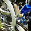 Мотоциклет Yamaha YZ450F 2019 - перфектна, гладка, уравновесена и спокойна работа на двигателя за пълен контрол