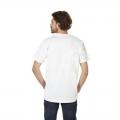 Тениска Yamaha Faster Sons с дизайн от Roland Sands в бяло - гръб