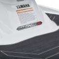 Джет Yamaha VXR 2019 - лек, ултра-здрав корпус от NanoXcel2 със специфична форма за всестранна стабилност