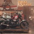 Мотоциклет Yamaha SCR950 2019 - от графа домашно конструирани към автентичен дизайн и съвременни технологии в едно