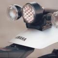 Мотоциклет Yamaha SCR950 2019 - ретро стил и за задните светлини