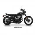 Мотоциклет Yamaha SCR950 2019 - цвят Yamaha Black