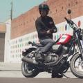 Мотоциклет Yamaha SCR950 2019 - градско момче с ДНК от култовия Yamaha Bolt
