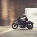 Мотоциклет Yamaha XV950R - умело съчетава и съвременни технологии в своя нео-ретро стил