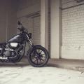 Мотоциклет Yamaha XV950R - Sport Heritage байк създаден за персонализиране