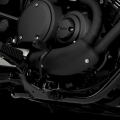 Мотоциклет Yamaha XV950R - ауспух 2 в 1
