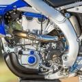 Мотоциклет Yamaha WR450F - с нов, enduro съединител и подобрено предавателно съотношение на 5-степенната скоростна кутия
