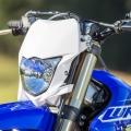 Мотоциклет Yamaha WR450F - нов, стилен и лек корпус