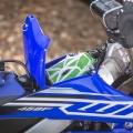 Мотоциклет Yamaha WR450F - лесен достъп до въздушния филтър