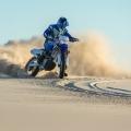 Мотоциклет Yamaha WR450F - дизайн и концепция за невероятна динамика в управляемостта