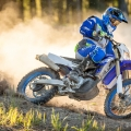 Мотоциклет Yamaha WR450F - с мощен, компактен, лесно управляем двигател