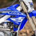 Мотоциклет Yamaha WR450F - специални радиатори с подобрено охлаждане