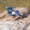 Мотоциклет Yamaha WR450F - ще ви преведе през всеки терен