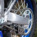 Мотоциклет Yamaha WR450F - олекотена рама, базирана на YZ450F, най-новото KYB окачване, безконтактно палене, auto-decompressor и други