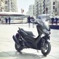 Скутер Yamaha NMAX 125 2019 - елиминира досадата от ежедневната разходка из претъпканите градски улици