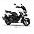 Скутер Yamaha NMAX 125 2019 Milky White