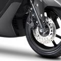 Скутер Yamaha NMAX 125 2019 - спирачки с ABS като стандартно оборудване