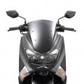 Скутер Yamaha NMAX 125 2019 - двоен фар с LED светлини отпред и на опашката плюс спортно LCD табло с отлична видимост