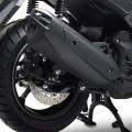 Скутер Yamaha NMAX 125 2019 - VVA system с променлива тяга за мощно ускорение