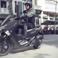 Скутер Yamaha NMAX 125 2019 - изключителна динамика и ускорение