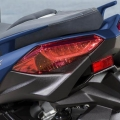 Скутер Yamaha X-MAX 300 2019 - LED задни светлини допълват стилната визия