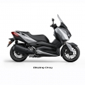 Новият спортен скутер с TMAX ДНК - Yamaha X-MAX 300 2019 Blazing Grey