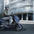 Скутер Yamaha X-MAX 300 2019 - комфортно придвижване до работното място и по ежедневни задачи в градски условия