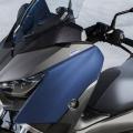 Скутер Yamaha X-MAX 300 2019 - стилни LED предни светлини плюс регулируема слюда