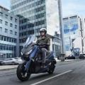 Скутер Yamaha X-MAX 300 2019 - прави всеки нов ден по-лесен, по-спокоен, удобен и приятен