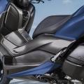 Скутер Yamaha X-MAX 300 2019 - премиум интериор и оборудване