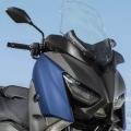 Скутер Yamaha X-MAX 300 2019 - спортен динамичен дизайн носещ голяма част от гените на култовия T-MAX