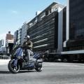 Скутер Yamaha X-MAX 300 2019 - компактно шаси за пъргаво и спортно управление