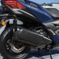 Скутер Yamaha X-MAX 300 2019 - двигателят с Blue Core технология осигурява висока производителност и икономия на гориво