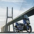 Скутер Yamaha X-MAX 300 2019 - красотата е в агресивното му излъчване