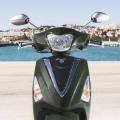 Скутер Yamaha Delight 125 - винаги готов за градския трафик